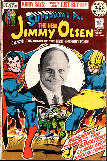 Superman's Pal Jimmy Olsen 141-A by DC