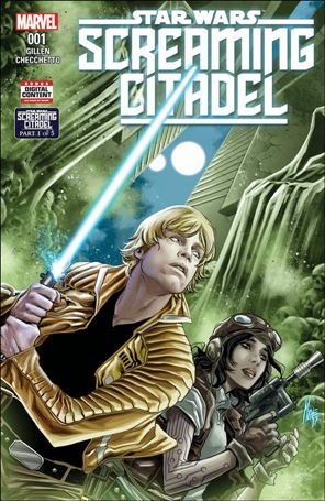 Star Wars: The Screaming Citadel 1-A