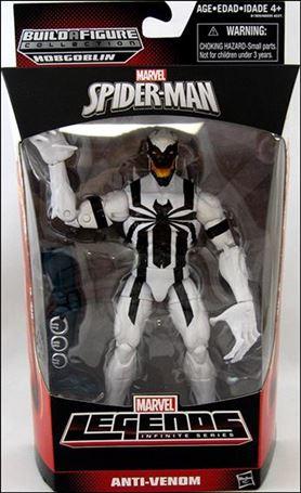 Marvel Legends Infinite: Spider-Man (Hobgoblin Series)  Anti-Venom