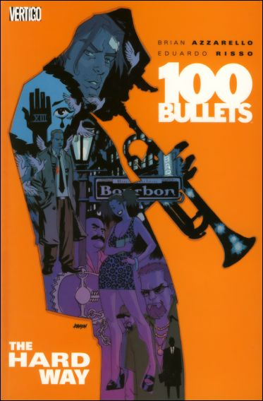 100 Bullets 8-A by Vertigo