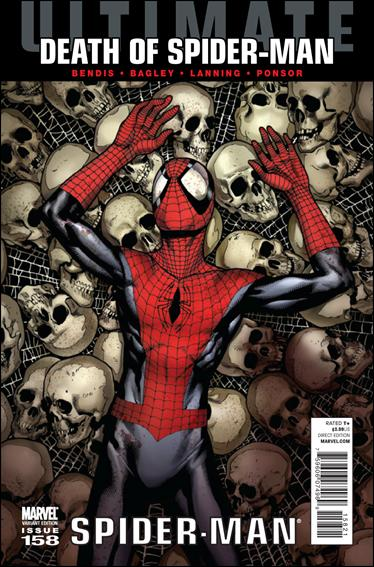 Ultimate Spider-Man (2000) 158-B by Marvel