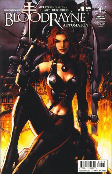 Bloodrayne: Automaton 1-A by Digital Webbing