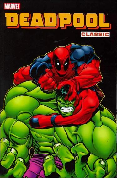 Deadpool Classic 2-A by Marvel
