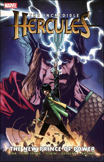 Incredible Hercules: The New Prince of Power nn-A by Marvel