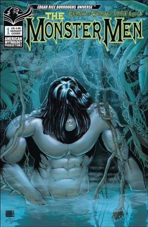 Monster Men: Heart of Wrath 1-B