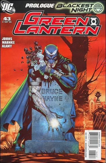 Green Lantern (2005) 43-C by DC