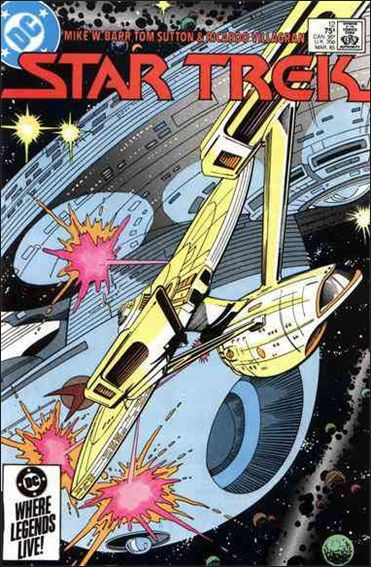 Star Trek (1984) 12-A by DC