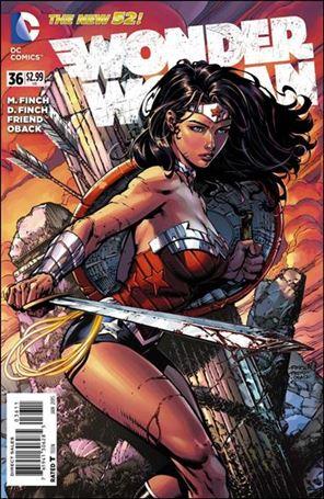 Wonder Woman (2011) 36-A