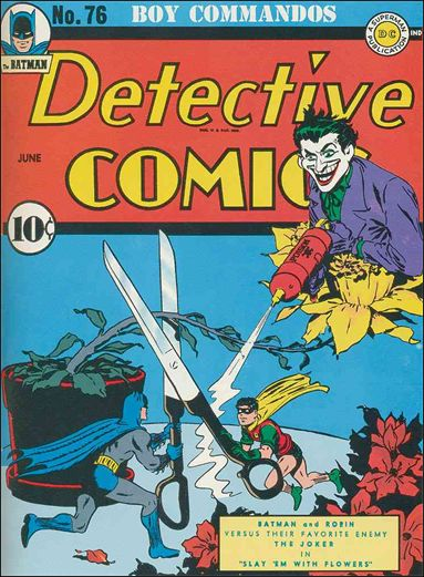 Detective Comics (1937) 76-A by DC