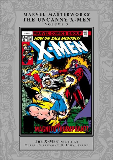 Marvel Masterworks: The Uncanny X-Men 3-A by Marvel