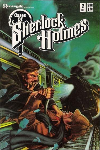 Cases of Sherlock Holmes 2-A by Renegade