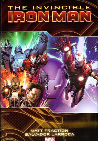 Invincible Iron Man Omnibus (2010) 2-A by Marvel