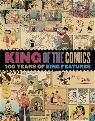 King of the Comics: 100 Years of King Features 1-A
