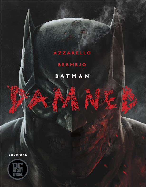 Batman: Damned 1-A by DC Black Label