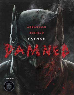Batman: Damned 1-A