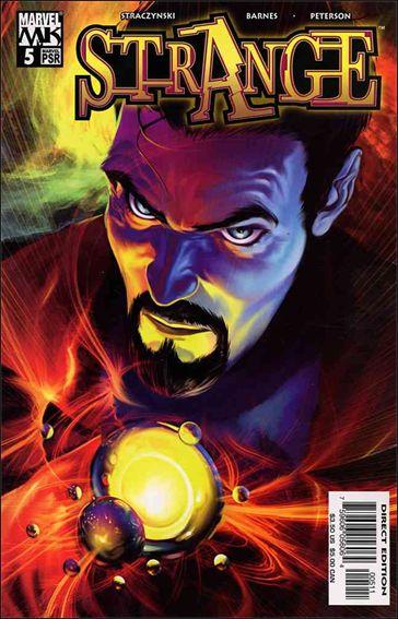 Strange (2004) 5-A by Marvel