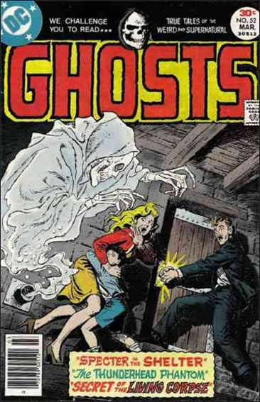 Ghosts (1971) 52-A by DC