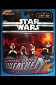 Star Wars: Unleashed Multi-Figure Battle Packs Order 66 - Shock Trooper Battalion