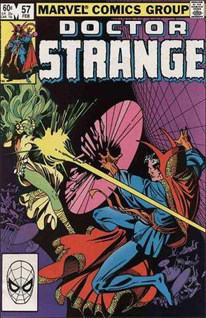 Doctor Strange (1974) 57-A