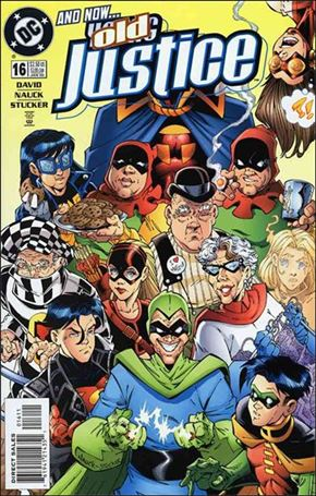 Young Justice (1998) 16-A