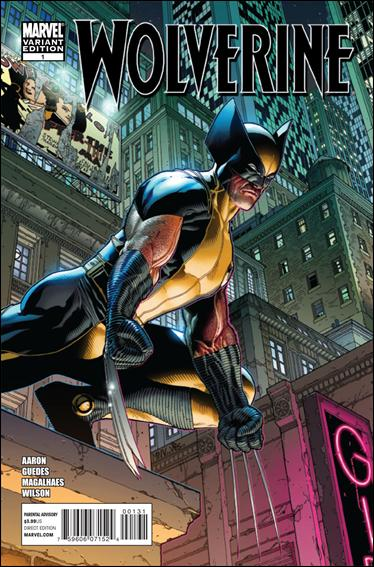 Wolverine (2010) 1-C by Marvel