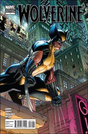 Wolverine (2010) 1-C