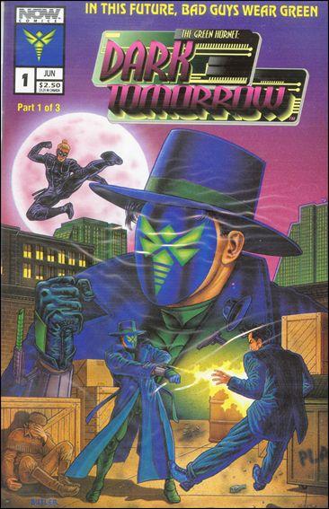 Green Hornet: Dark Tomorrow 1-A by Now Comics