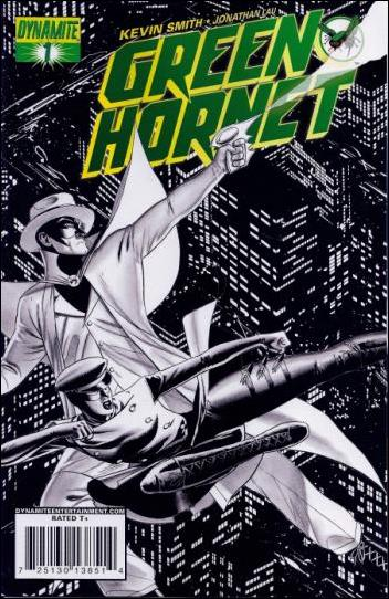 Green Hornet (2010) 1-G by Dynamite Entertainment