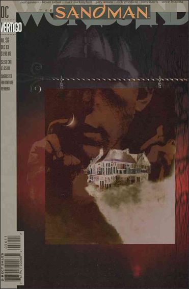 Sandman (1989) 56-A by Vertigo