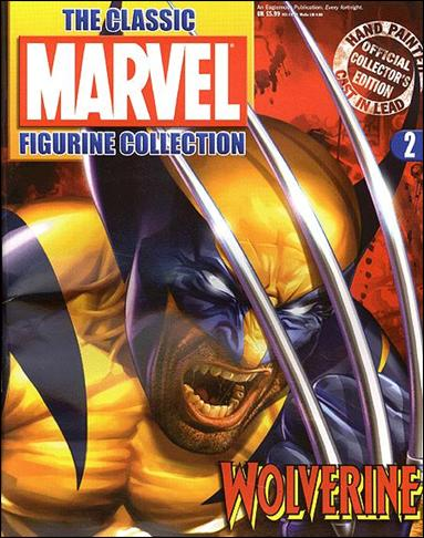 Classic Marvel Figurine Collection (UK) 2-A by Eaglemoss Publications