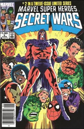 Marvel Super Heroes Secret Wars 2-B