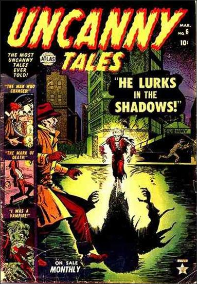 Uncanny Tales (1952) 6-A by Atlas