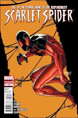 Scarlet Spider (2012) 3-B by Marvel