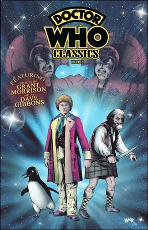 Doctor Who Classics 3-A