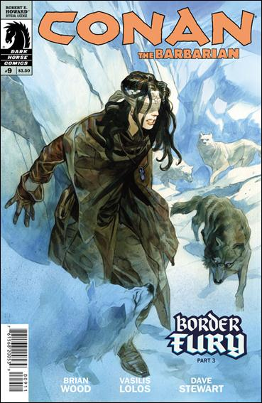 Conan the Barbarian (2012) 9-A by Dark Horse