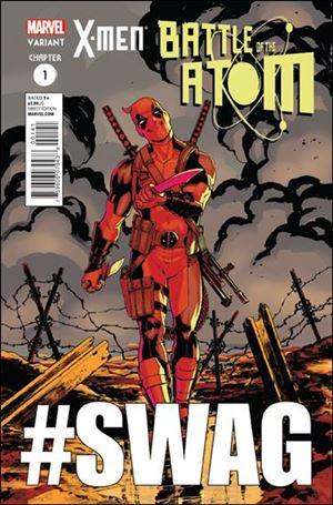 X-Men: Battle of the Atom 1-B