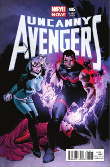 Uncanny Avengers 5-B by Marvel
