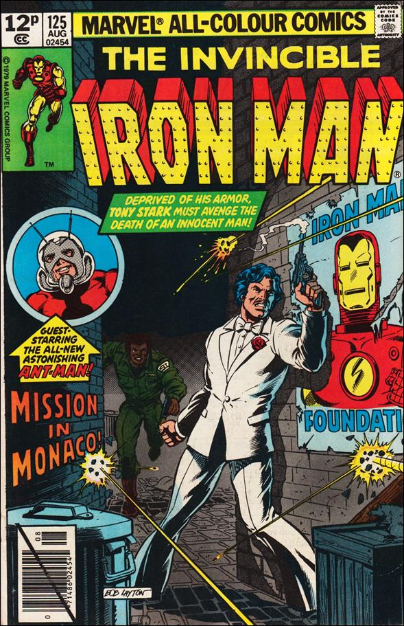 Iron Man (1968) 125-B by Marvel