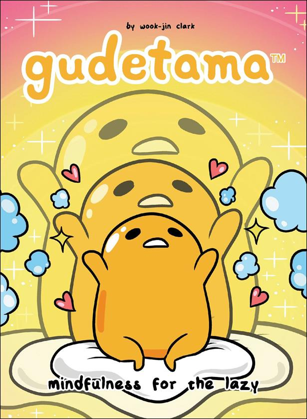 Gudetama: Mindfulness For The Lazy nn-A by Oni Press