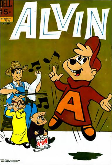 Alvin 21-A by Dell