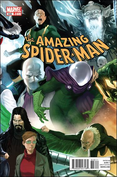 Amazing Spider-Man (1963) 646-A by Marvel