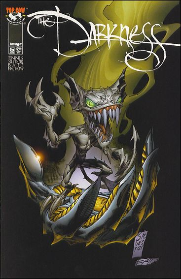 Darkness (1996) 5-A by Top Cow