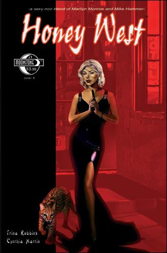 Honey West (2010) 1-A by Moonstone