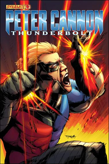 Peter Cannon: Thunderbolt 4-B by Dynamite Entertainment