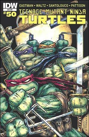 Teenage Mutant Ninja Turtles (2011) 50-D