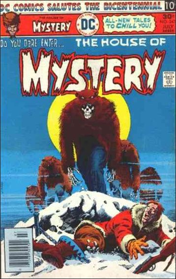 House of Mystery (1951) 243-A by DC
