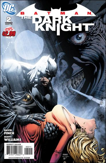 Batman: The Dark Knight (2011/01) 2-A by DC