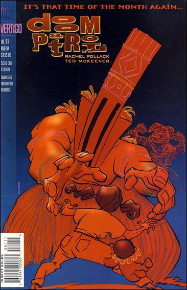 Doom Patrol (1987) 81-A by Vertigo