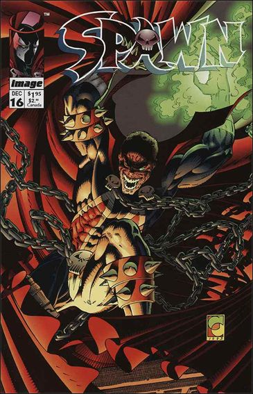 Spawn 16-A by Image