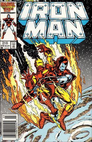 Iron Man (1968) 216-A